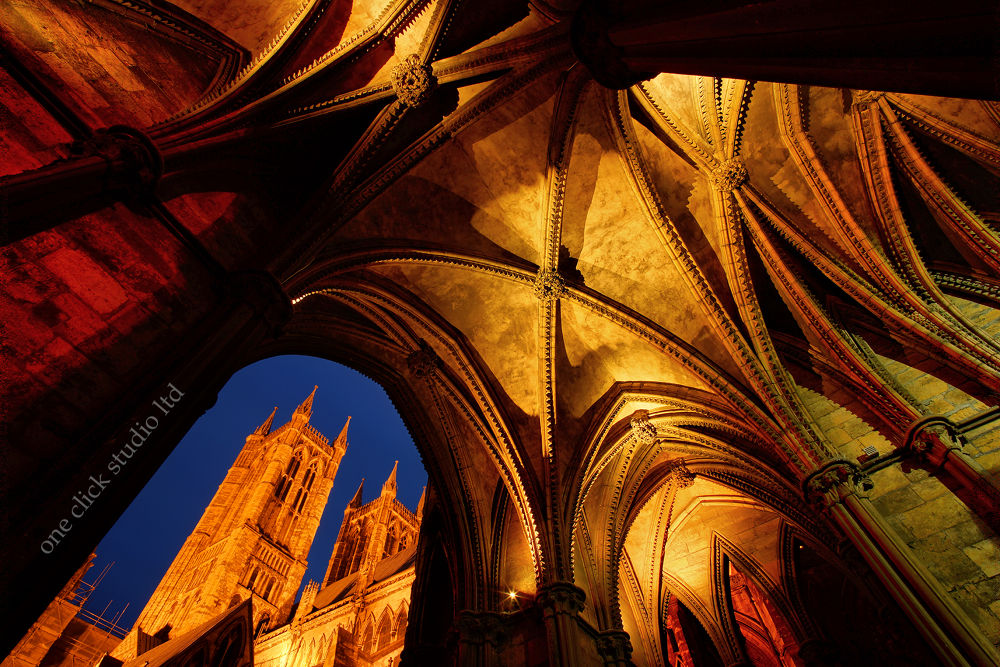 Lincoln cathedral, Uk by leecalvin917