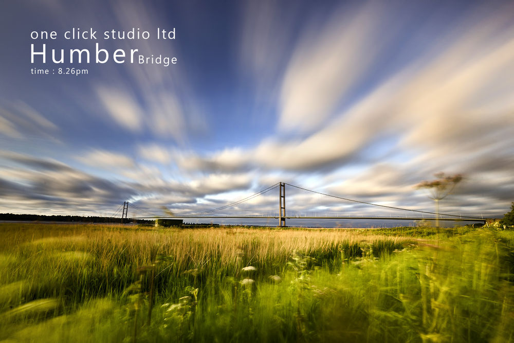 Humber Bridge, UK by leecalvin917