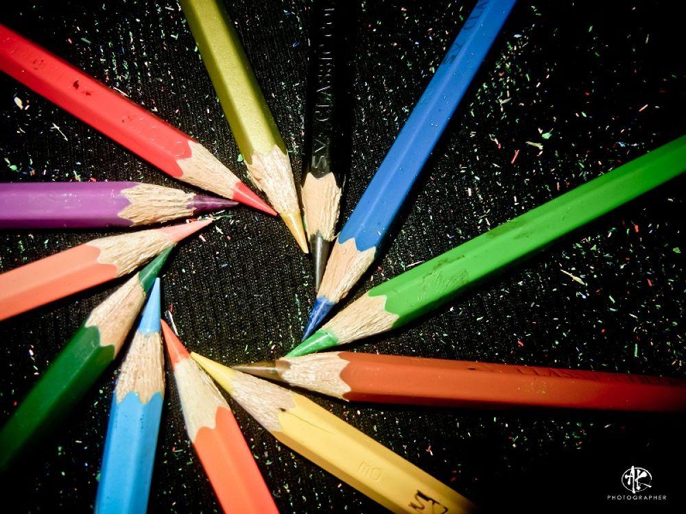 Everyone Must need Multicolor in their life..... by Khandaker Almas Mahmud Ador