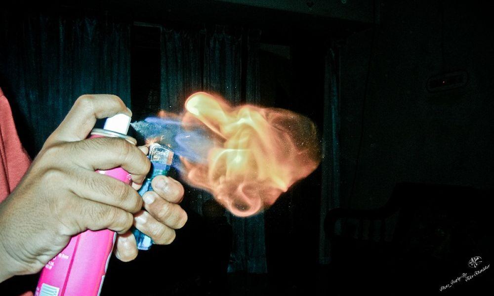 Awesome Fire_Works.......... by Khandaker Almas Mahmud Ador