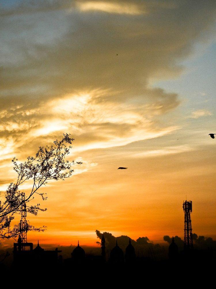 Dreaming Sky by Khandaker Almas Mahmud Ador