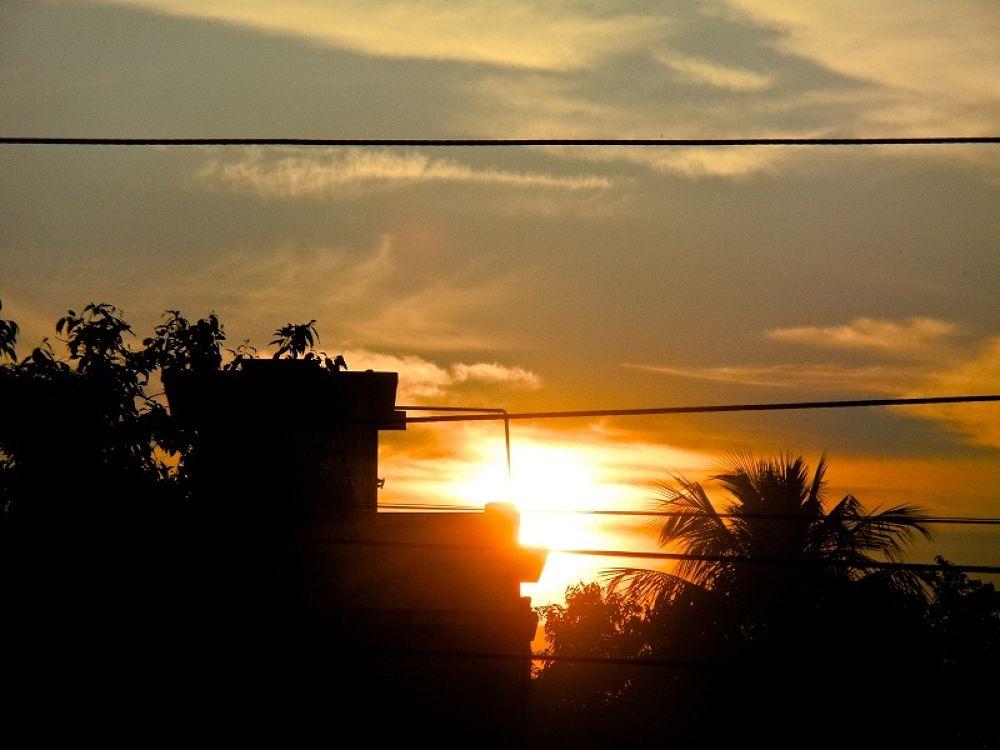 Sun rises............ by Khandaker Almas Mahmud Ador