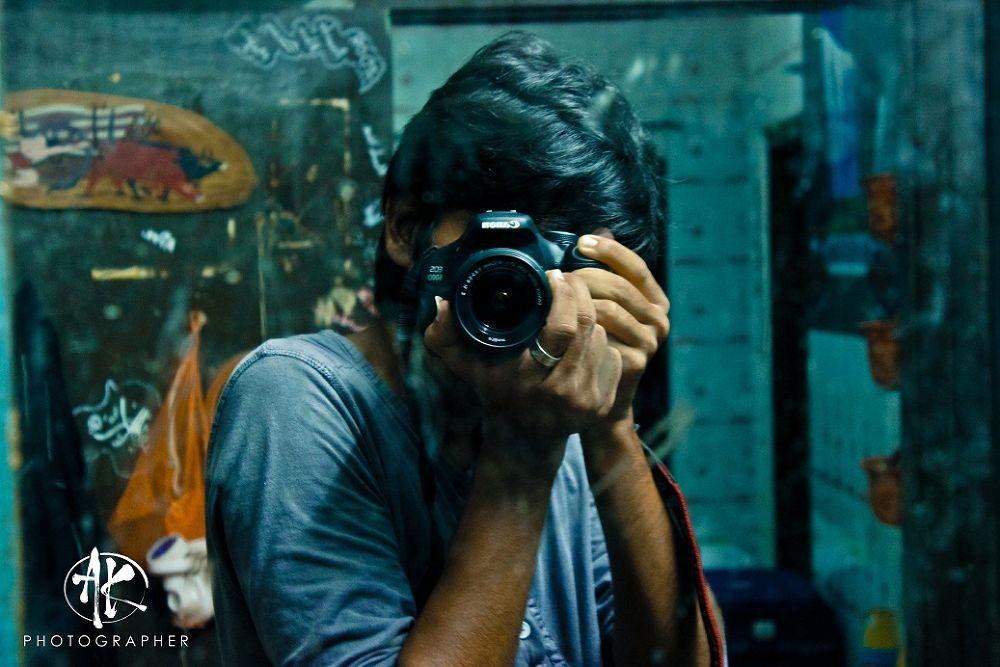 Mirror pic........... by Khandaker Almas Mahmud Ador