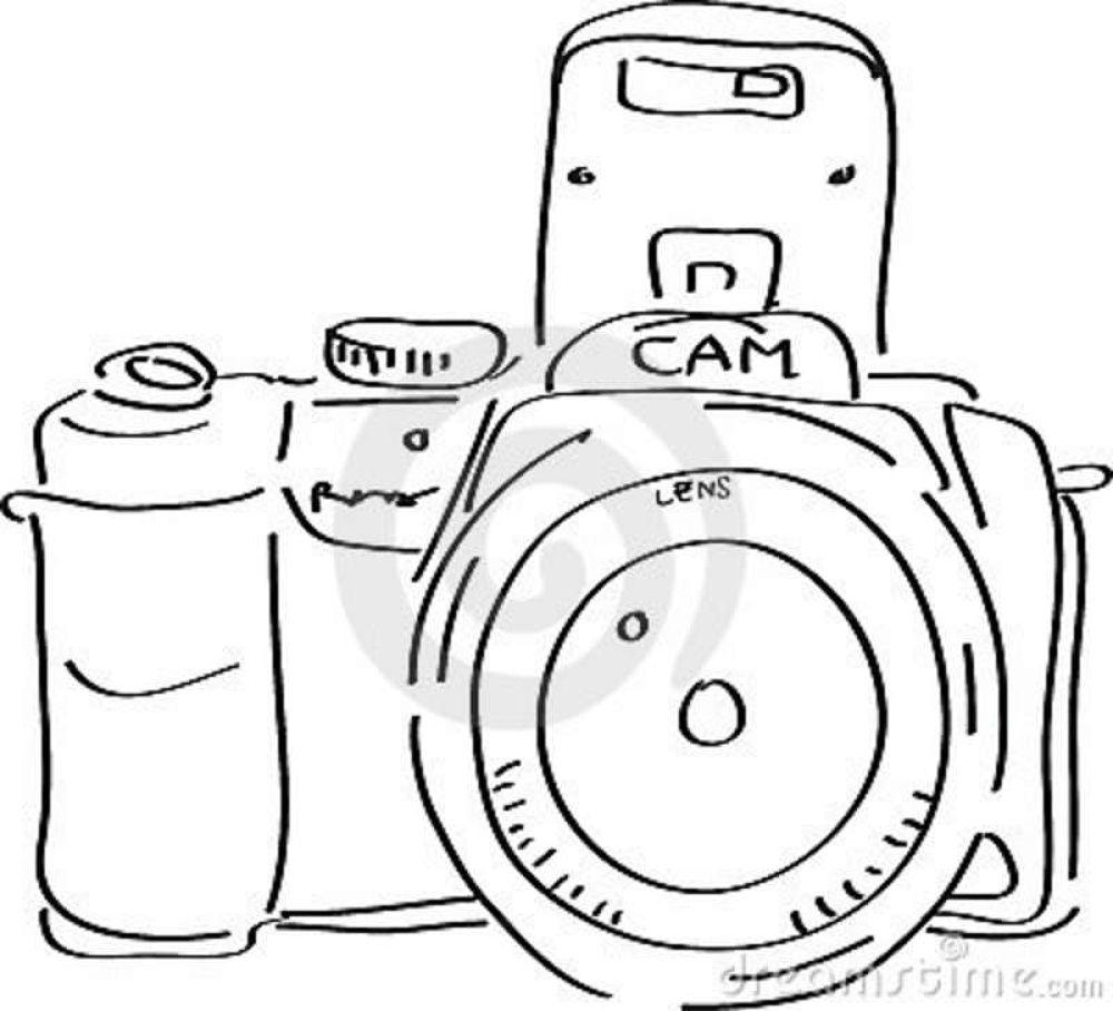 dslr-camera by Khandaker Almas Mahmud Ador