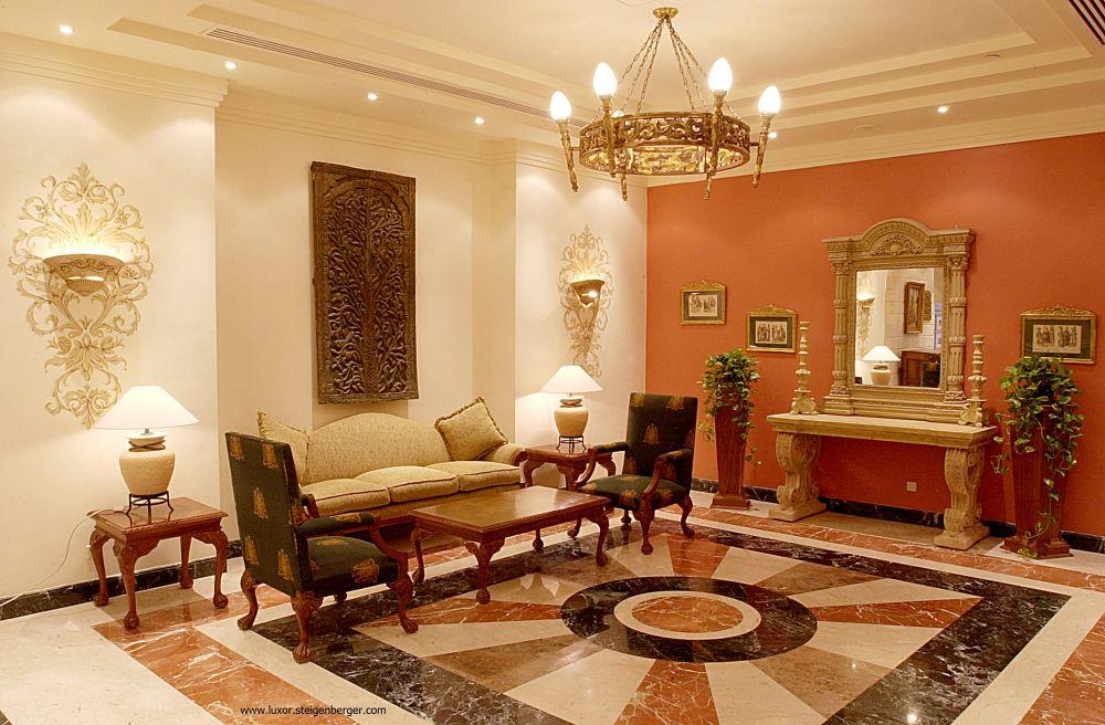 Steigenberger Nile Palace Luxor Hotel by steigenbergernilepalace