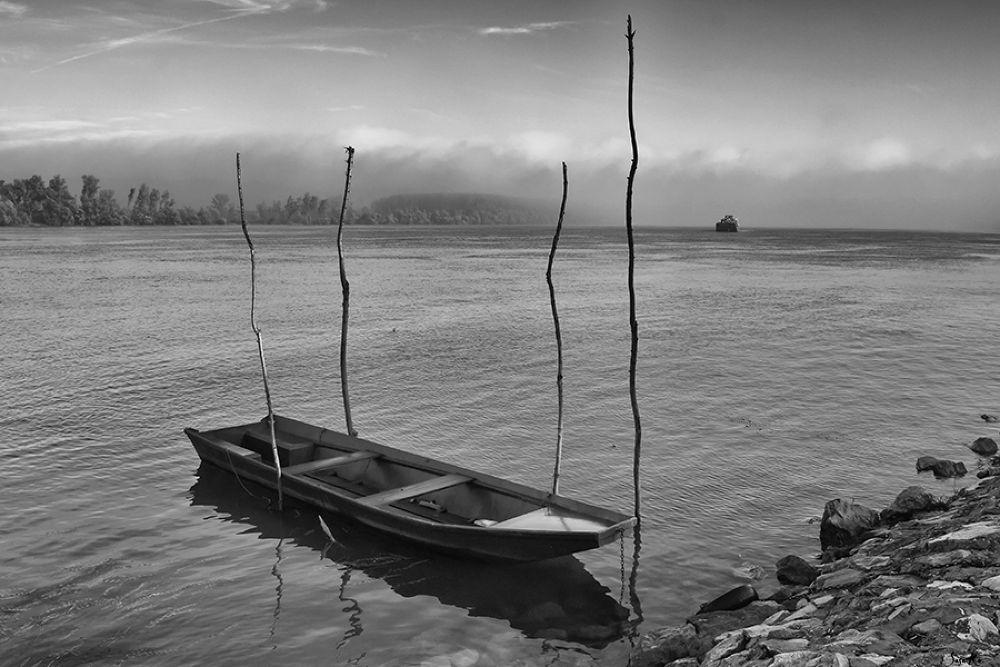By Danube by Sasa Ko.