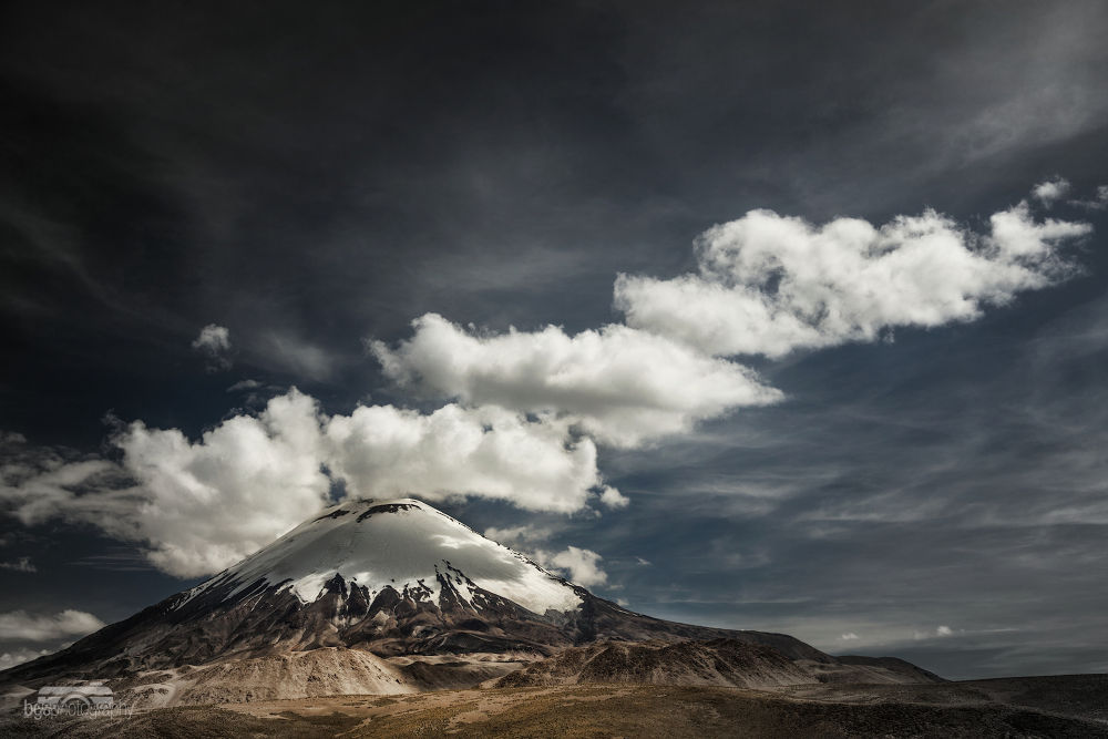 Parinacota by bgs Photography