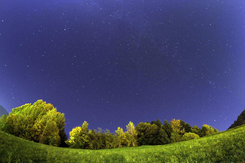 Under the stars by domendolenc7