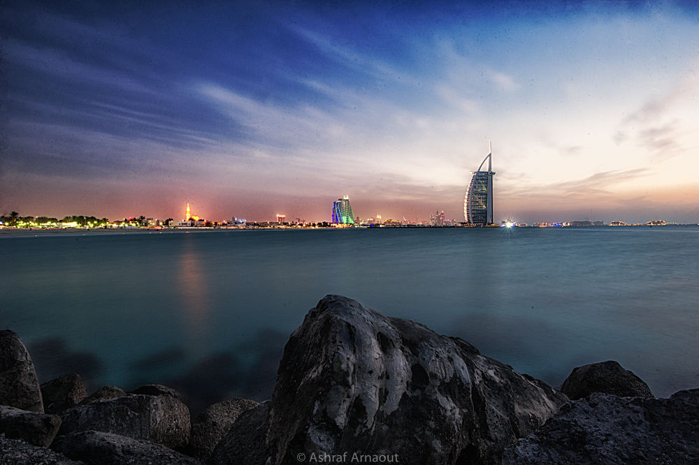 sunset by AshrafArnaout