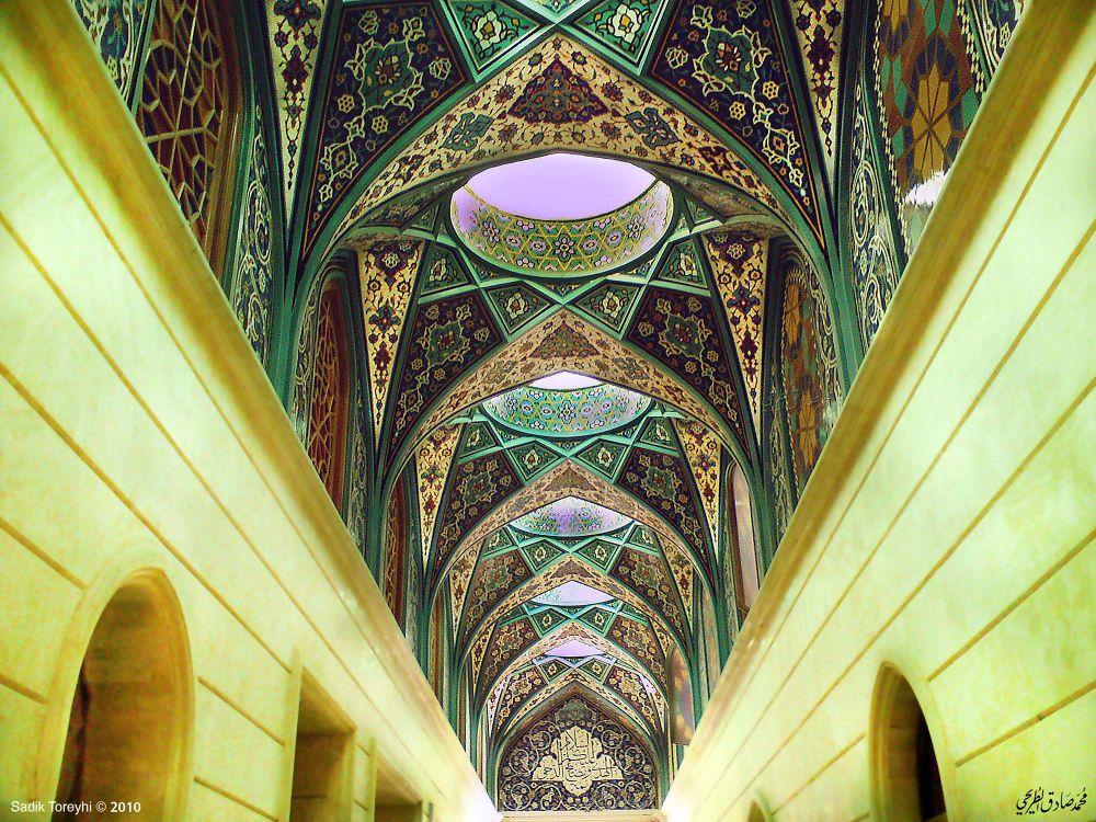 Sayyidah Ruqayya Mosque,Damascus by Toreyhi