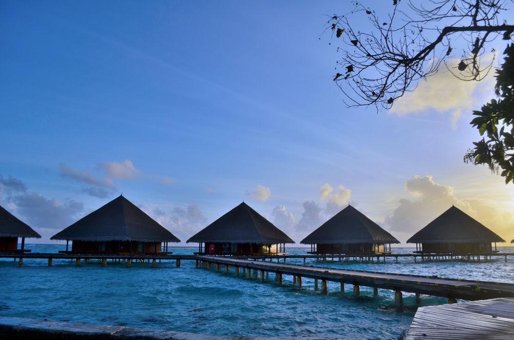 Amazing Maldives by sandeeprawat
