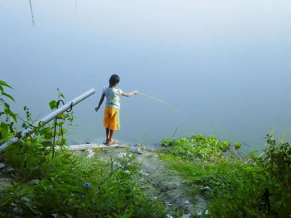 Boy! The Fishing.jpg by ЯДJJIБ'S PЂØŦØ