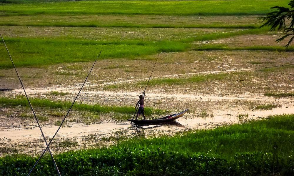 Little Boatman by ЯДJJIБ'S PЂØŦØ