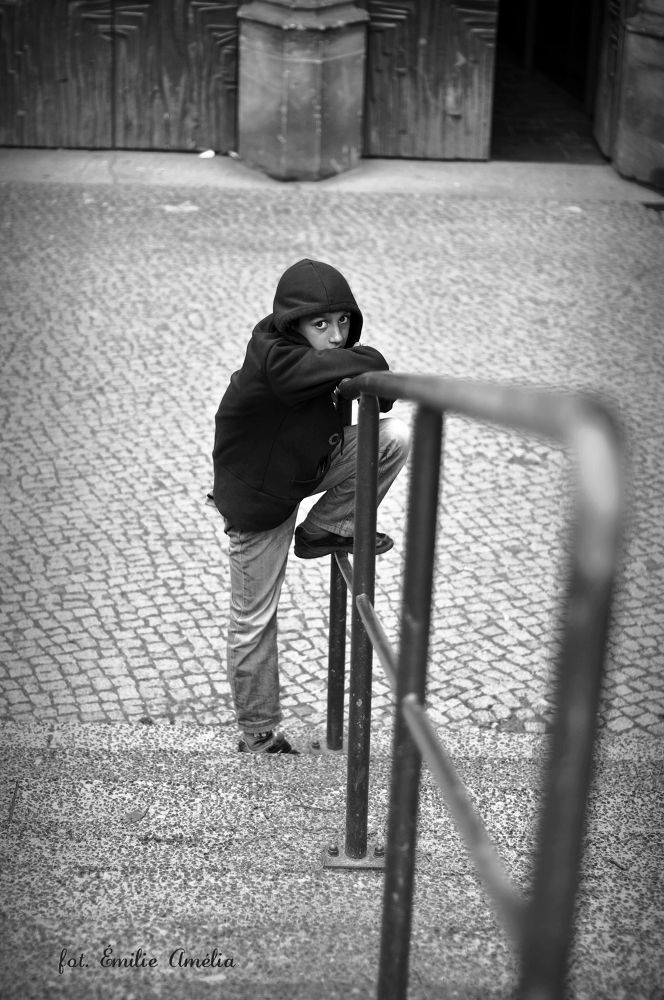 Street photography. Berlin. by Emilia Klimkowicz