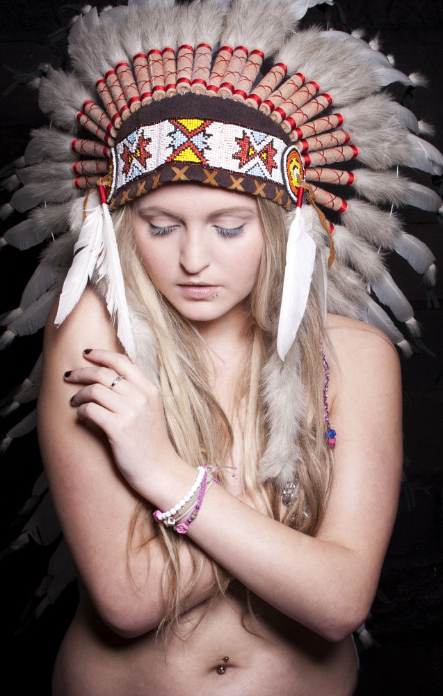 the naked indian by nathanwilliams1987