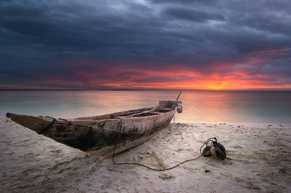 znzibar sunset by Vincent_Xeridat