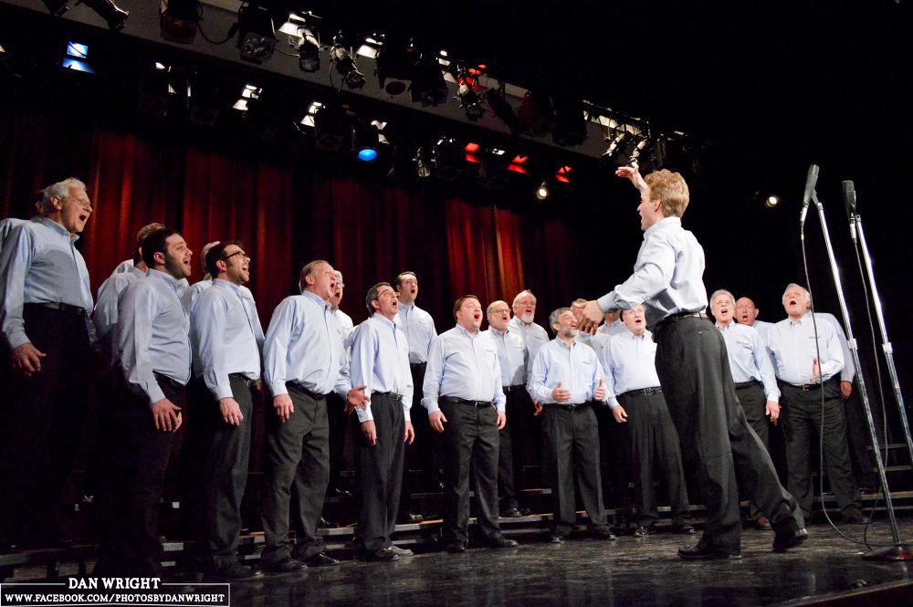Barbershop Chorus by DanWrightPhotography