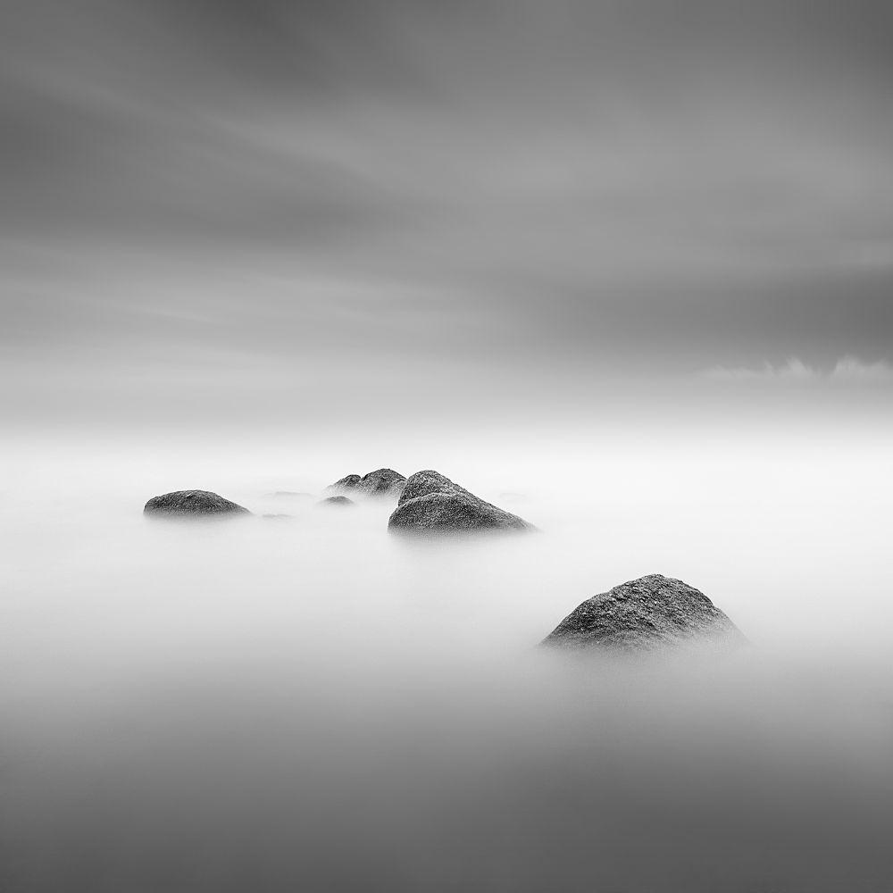 Deserted Island by Farizun Amrod