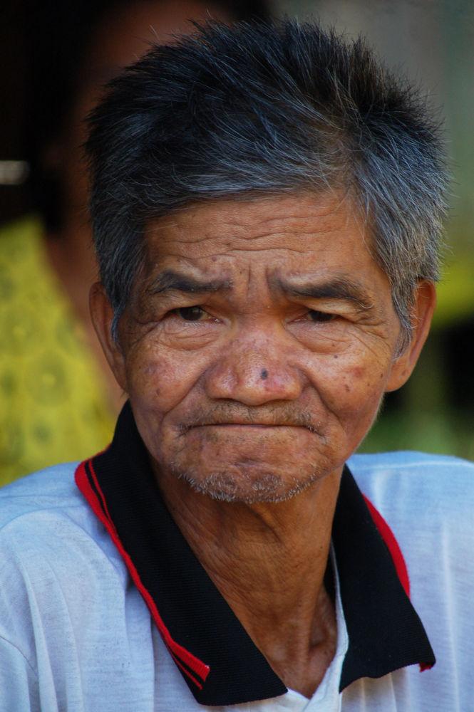 old man by Nadi