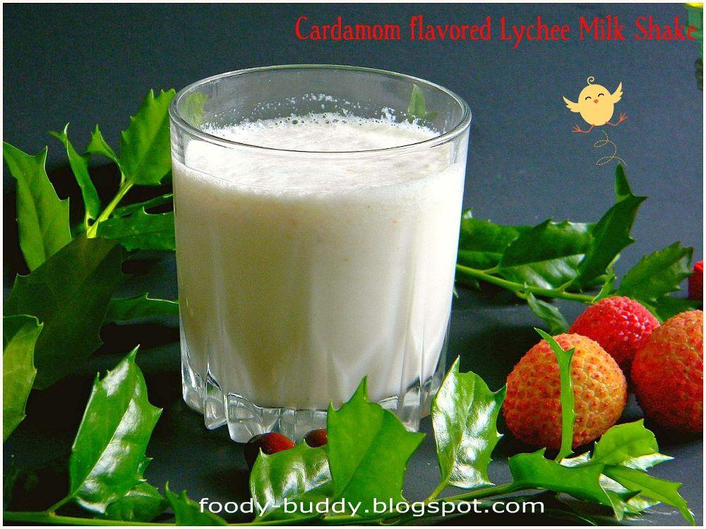 Lychee Milk Shake.jpg by biotechgayathri