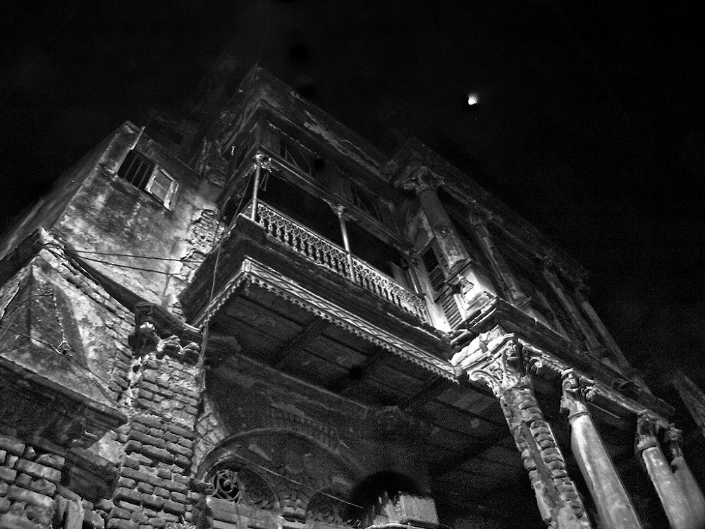 Night View, Kolkata, West Bengal, India by sudiptachakraborty14