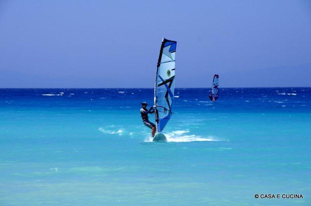 Windsurfers.jpg by Enzo Guarino
