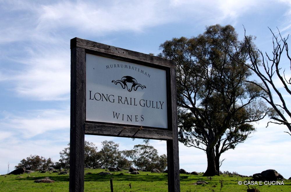 Long Rail Gully by Enzo Guarino