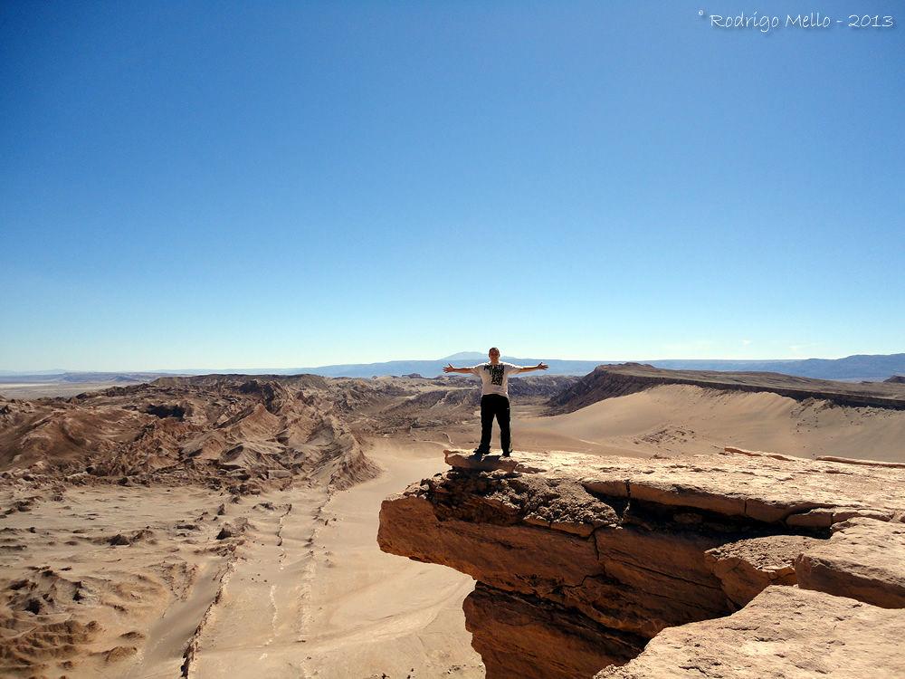 Chile Atacama Desert - 2010 by djopino