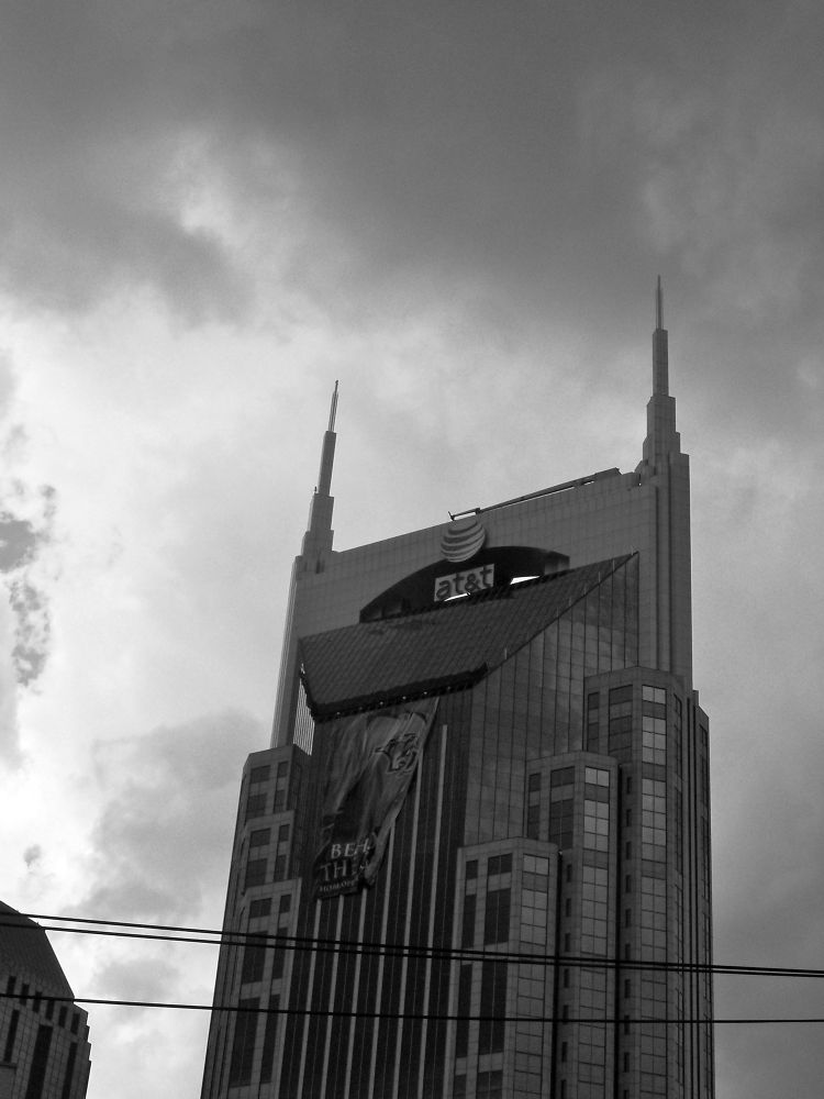The Dark Knight Rises....In Nashville by laurencupples