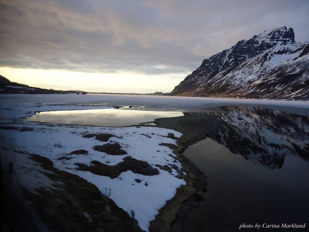 Norway, Lofoten by carro