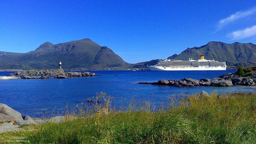 Photo in Landscape #landscape ocean #mountain