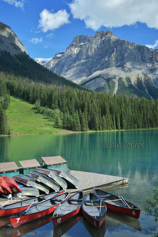 Emerald Lake by Blodwin1972