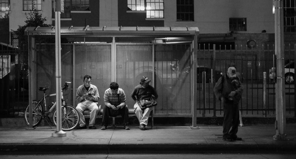 The Wait by michaelmarsolais5