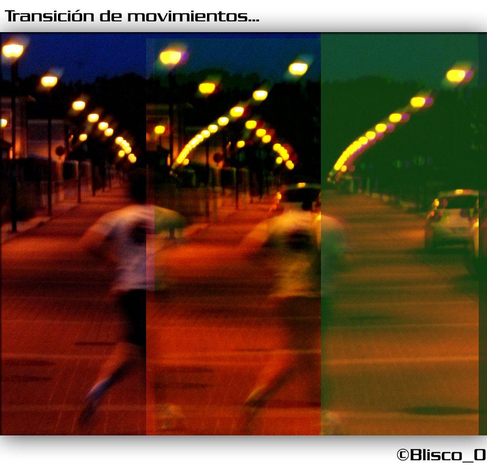 Transcicion de movimientos... by Blisco_O