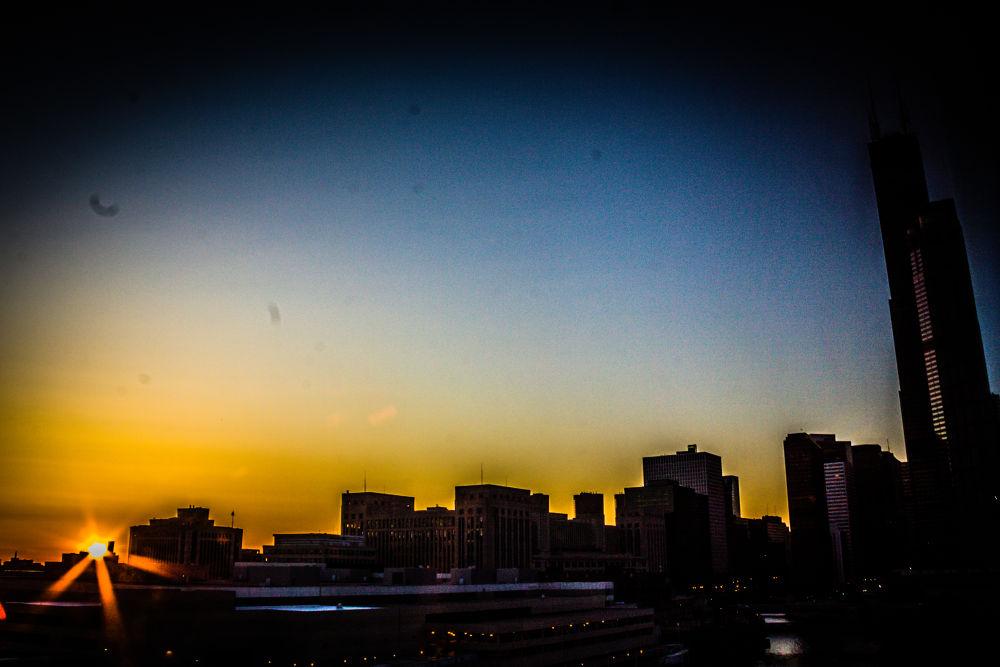 Sunset 06-07-2013.jpg by SueConwell