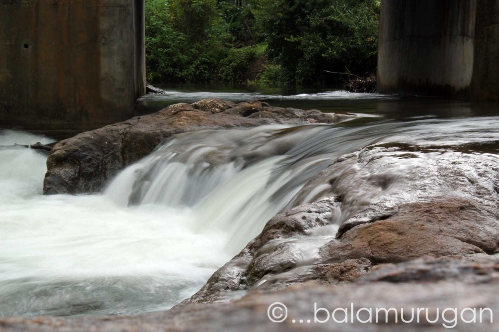 Silky water falls... by balamurugan14660