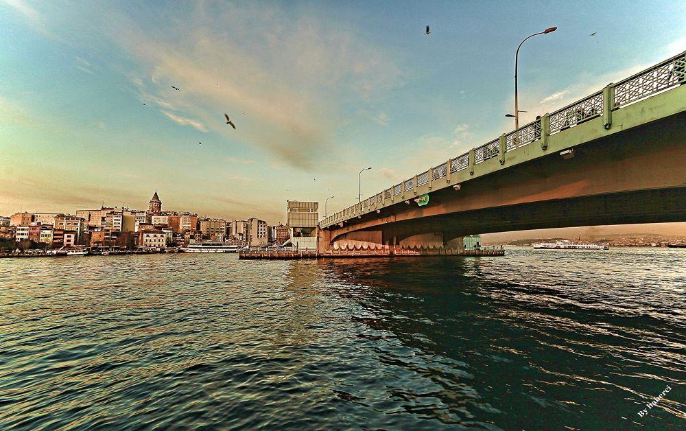 Galata Tower-Istanbul-Turkey by haberci7