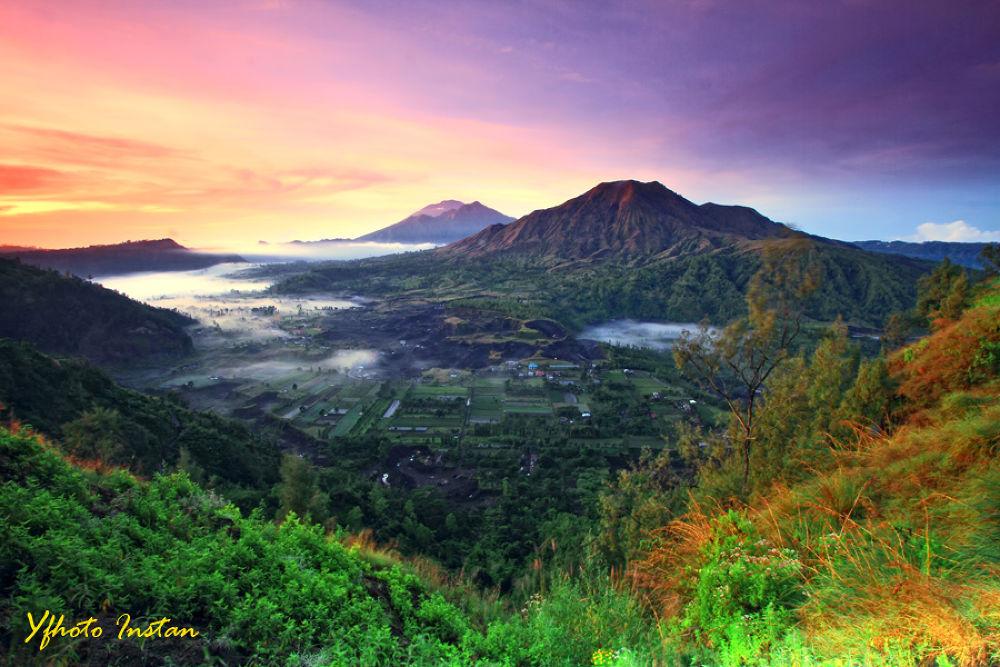 Panorama @Pinggan, by yanfhoto
