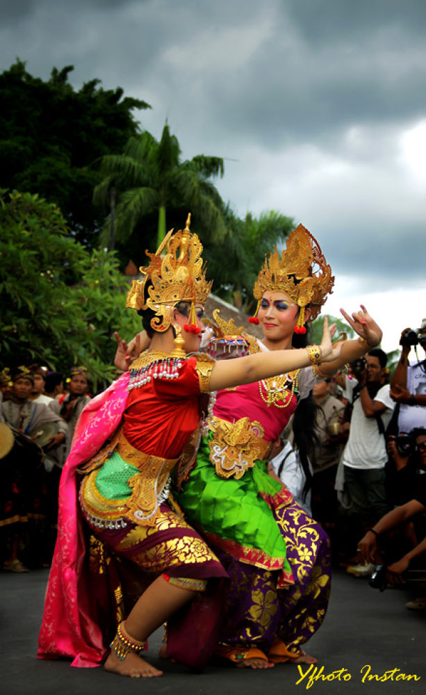 Story Rama and sita.Bali by yanfhoto