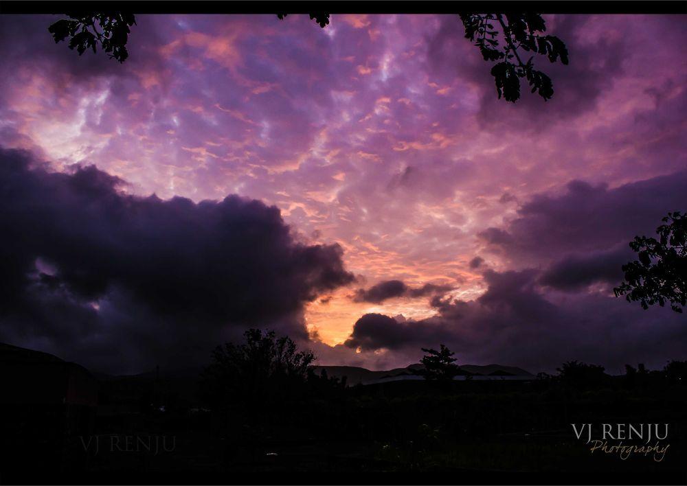 Natural Colour by VJ Renju