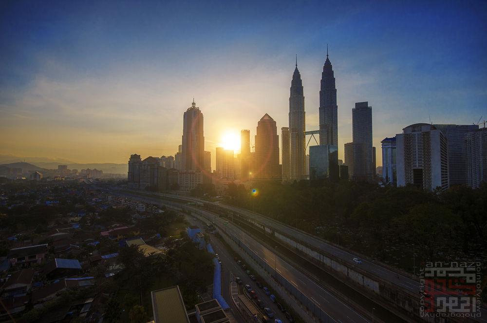 Good Morning Kuala Lumpur by anfieldNaz