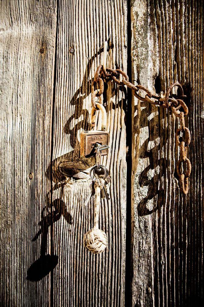 old wood door by ivan_grlic