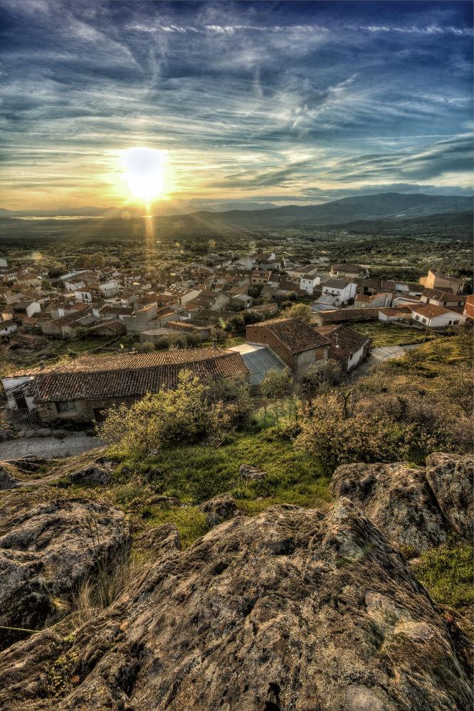 Mi pueblo by pitigarcia