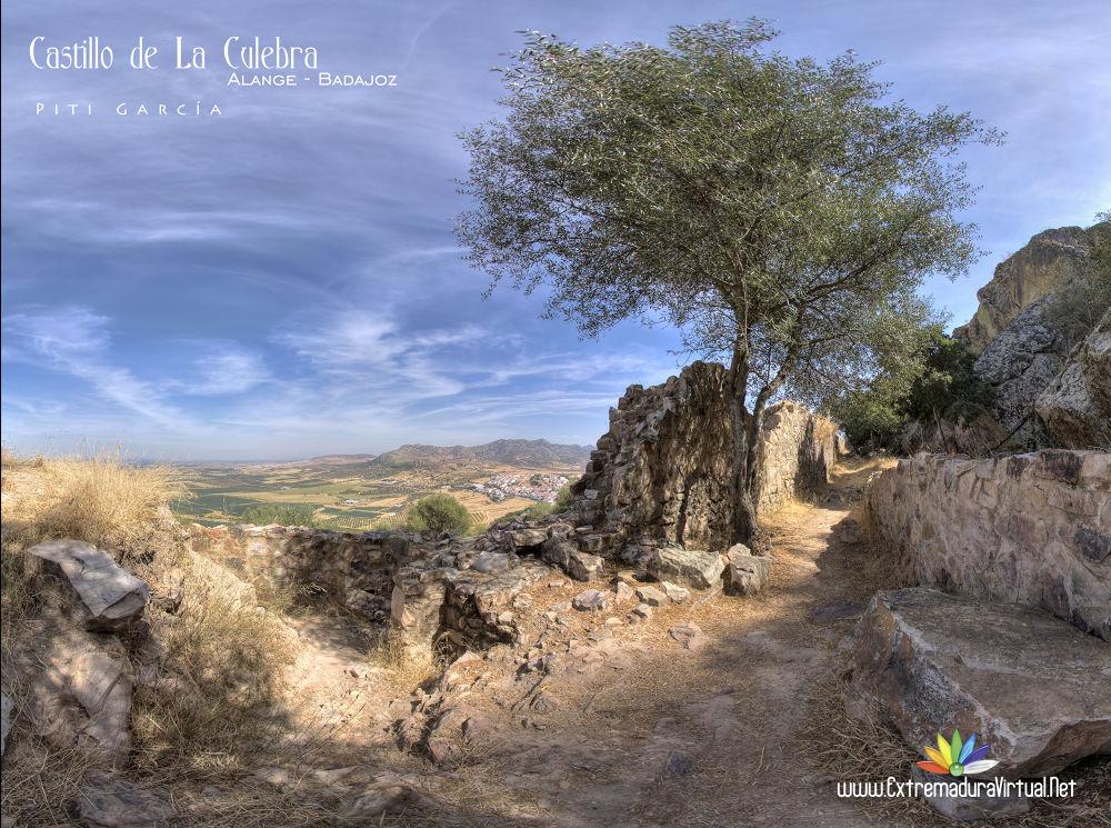 Castillo de la Culebra by pitigarcia