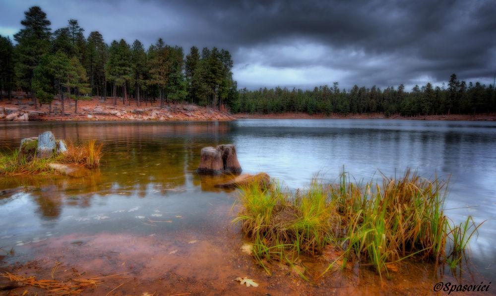 Woods Canyon Lake by dnphotographyspasovici