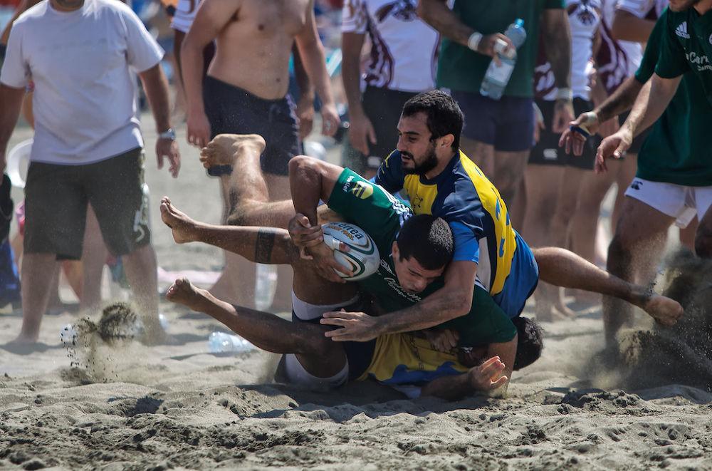 beach rugby a Fregene by luigi62