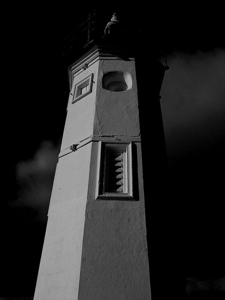 lighthouse dark house.jpg by brynthorburn