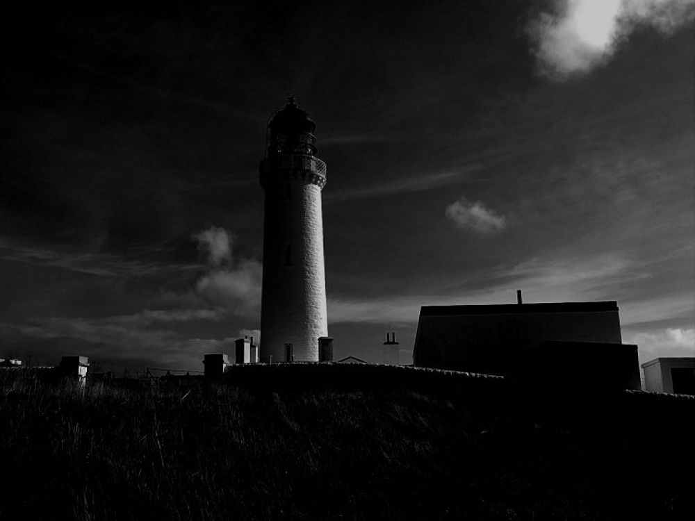 Mull of Galloway Lighthouse by brynthorburn
