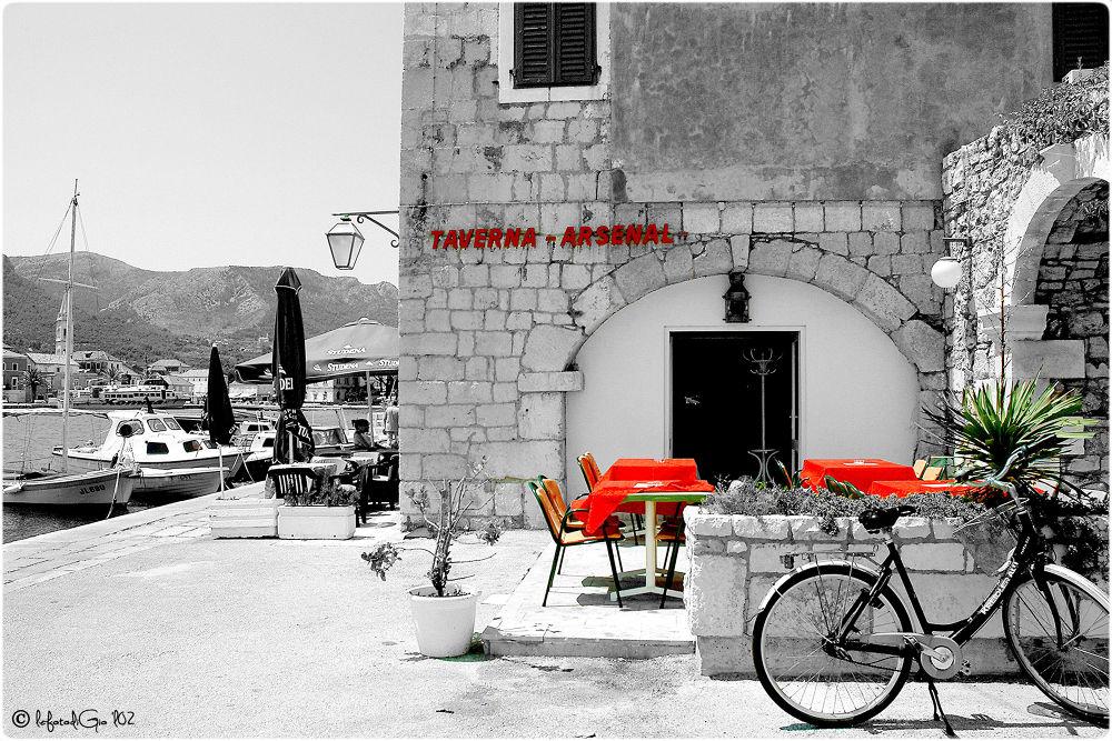 Photo in Urban #jelsa #croazia