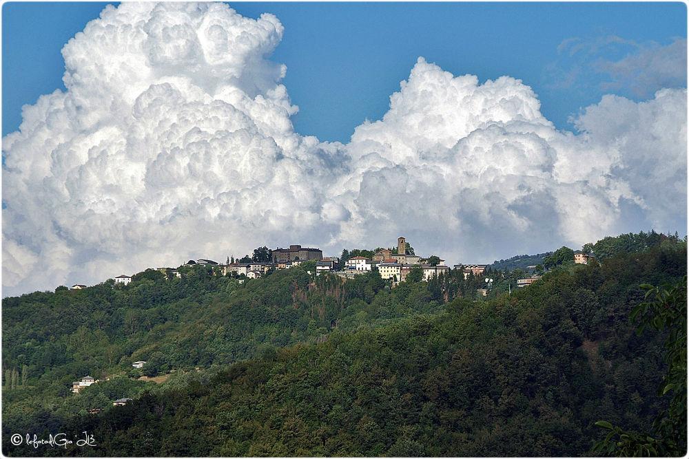 Photo in Landscape #montefiorino #modena #italy